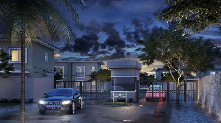 Casa de condomínio com 3 quartos à venda, 100 m² por r$