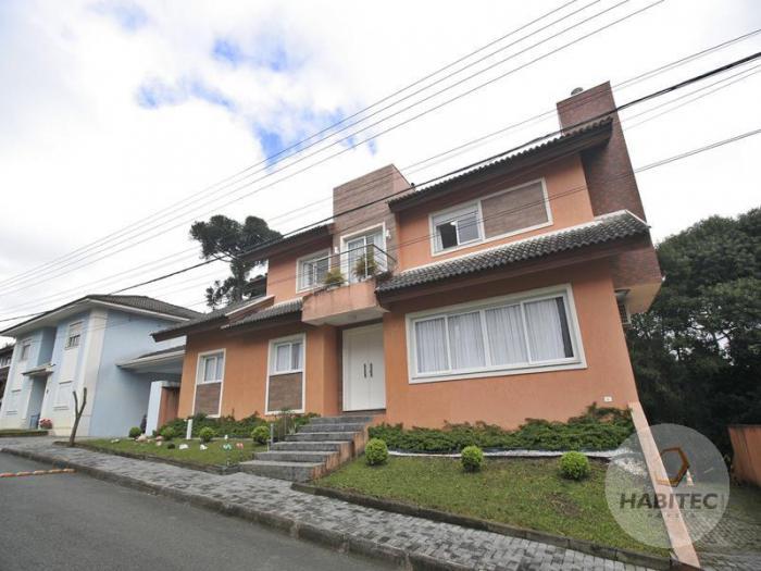 Casa de condomínio com 3 quartos à venda, 235 m² por r$