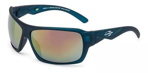 Oculos solar mormaii malibu 2 m0046k0496 azul petroleo fosco