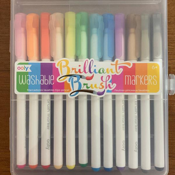 Brilliant brush pen da ooly