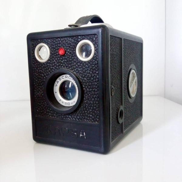 Camera kapsa