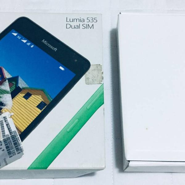 Celular nokia lumia 535 microsoft office