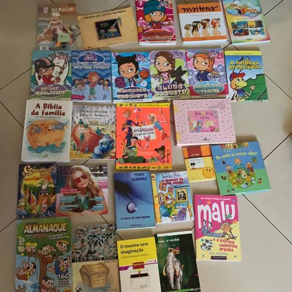 Conjunto 26 livros