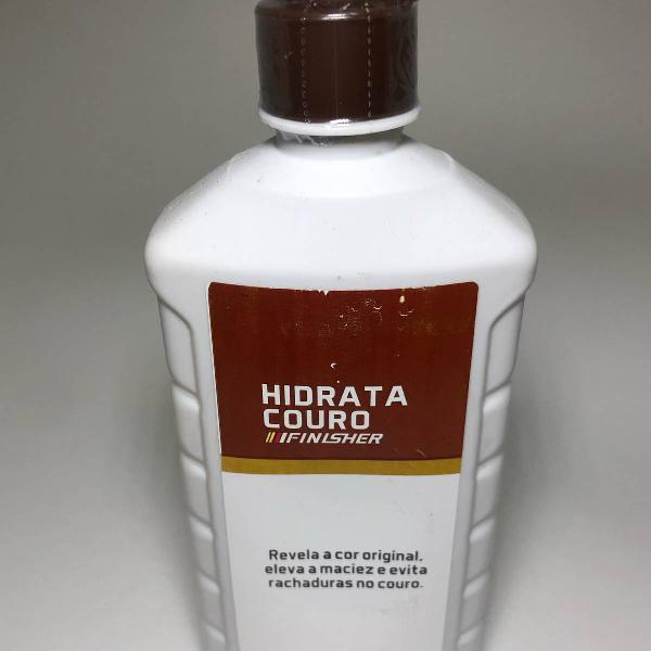 Hidratante para couros
