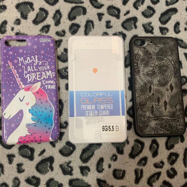 Kit iphone 7/8 plus