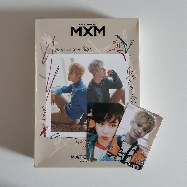 Kpop mxm / ab6ix - match up versão x