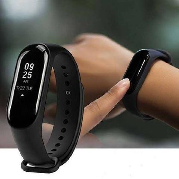 Pulseira inteligente, relógio monitor cardíaco