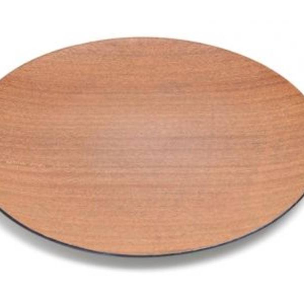 Sousplat madeira