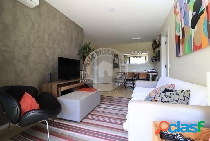 Apartamento 75m², 2 quartos, Mandala - Barra da Tijuca