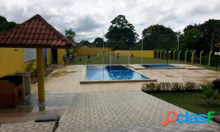 Alugo excelente casa de 3 qrts no brisas do rio negro, distrito industrial - manaus amazonas am