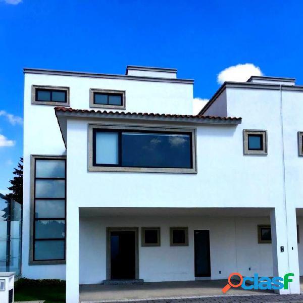 Casa nueva en residencial el encanto