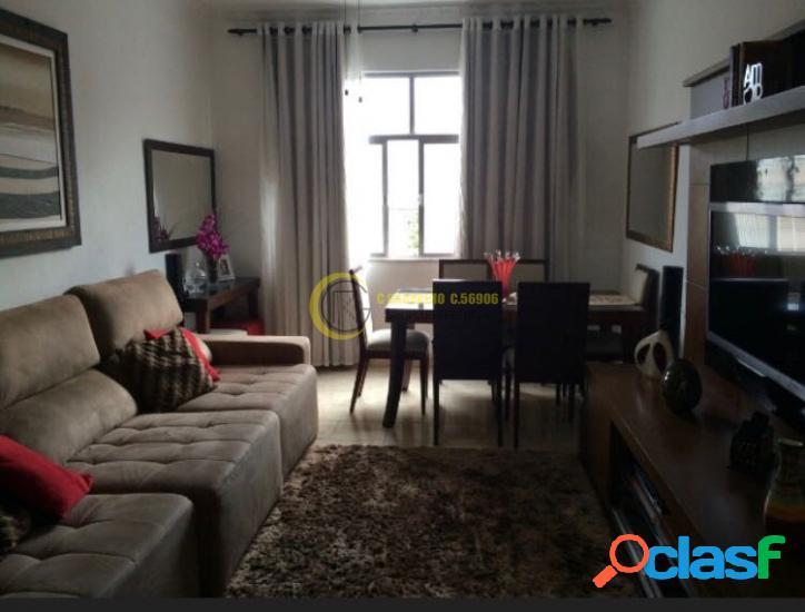 Apartamento em Olaria 3 quartos, reformado, com vaga de garagem