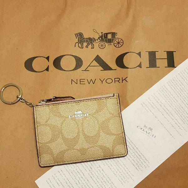 Carteira coach original