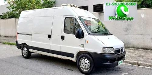 Fiat ducato 2.3 multijet longo teto alto economy 5p