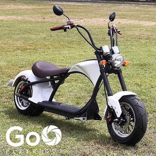 Gooelétricos scooter harley chopper