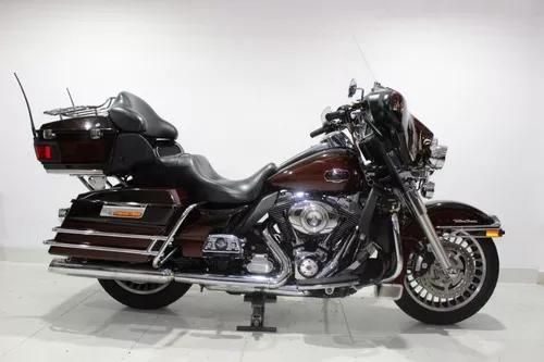 Harley davidson electra glide ultra classic 2011 grena