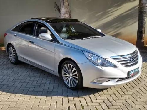 Hyundai sonata sonata 2.4 mpfi v4 16v 182cv gasolina 4p