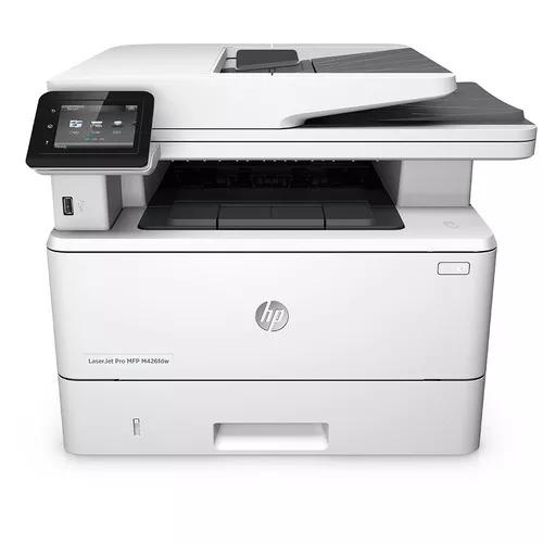 Impressora hp laser multifuncional com fax mono pro m426fdw