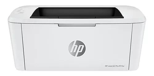 Impressora hp laserjet pro m15w wifi 110v 48a oferta