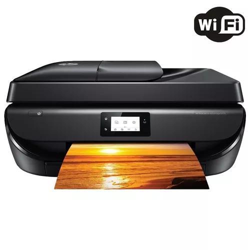 Impressora multifuncional hp 5276 jato de tinta wi-fi