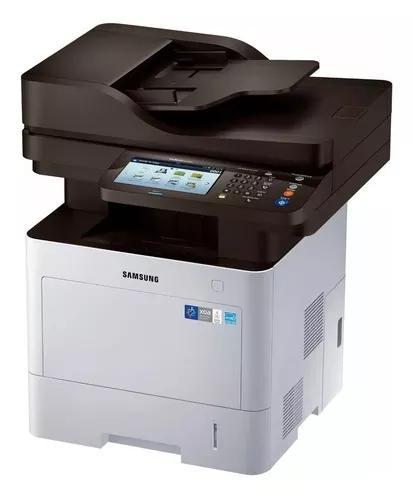 Impressora multifuncional samsung sl-m4080fx m4080 nova