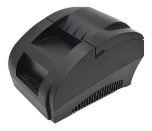 Impressora térmica usb ticket cupom 58mm pronta entrega