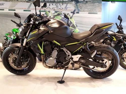 Kawasaki z650 2020 - er6n - xj6 - gustavo