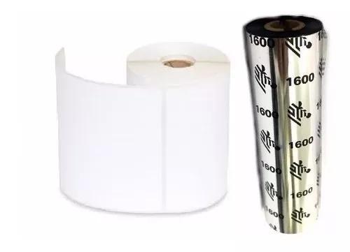 Kit para 2500 etiquetas correios mercado envios e correios