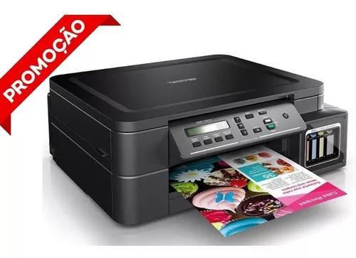 Multifuncional colorida brother dcp-t310 impressora ecotank