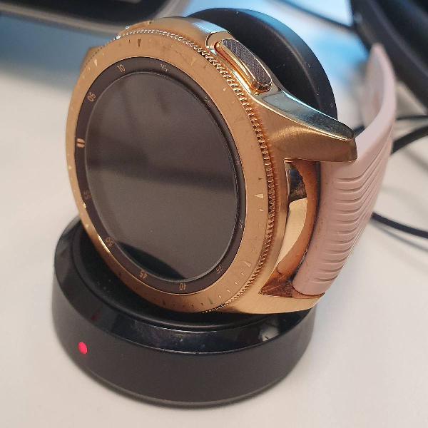 Smartwatch samsung bt 42mm rose