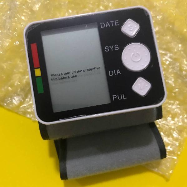 Aparelho medidor de pressão arterial