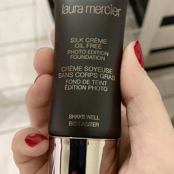 Base laura mercier oil free photo edition foundation- cor