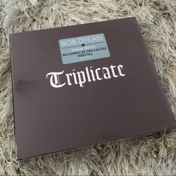 Bob dylan triplicate 3 cds