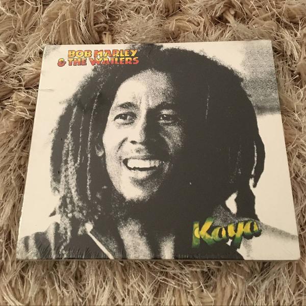 bob marley and the wailers kaya cd duplo