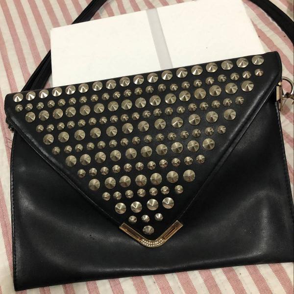 Bolsa/envelope preto