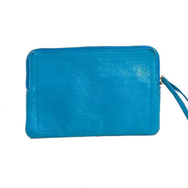 Carteira azul gap