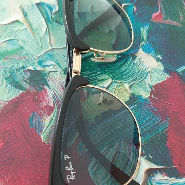 Culos de sol rayban clubmaster rb3016 original