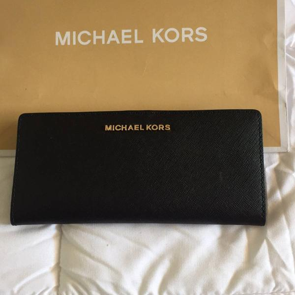Porta documentos michael kors novo