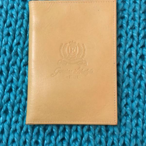 Porta passaporte ellus