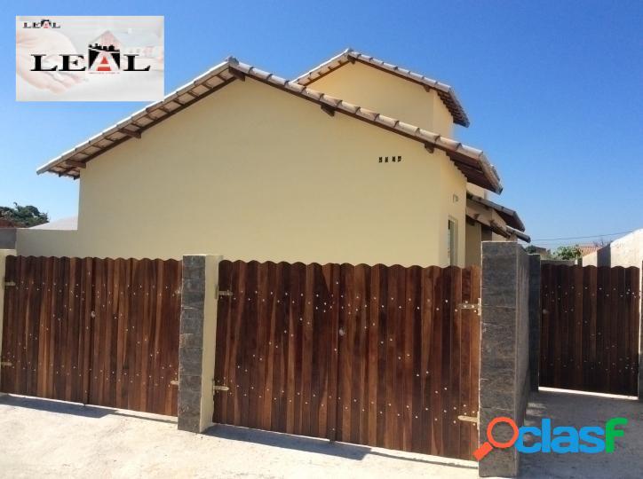 Casa em condomínio 1 qts, maricá, rj