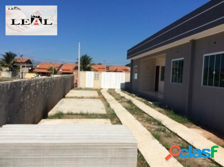 Excelente casa condomínio fechado, 2 Qts, Parque Nanci, Mar 1