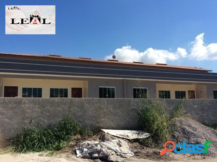 Excelente casa condomínio fechado, 2 Qts, Parque Nanci, Mar 3