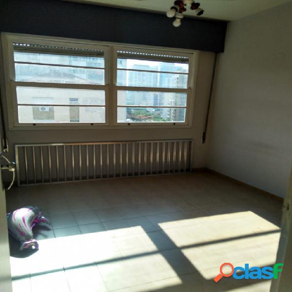 Apartamento a Venda - 1 Dormitório - Ponta da Praia - Santos