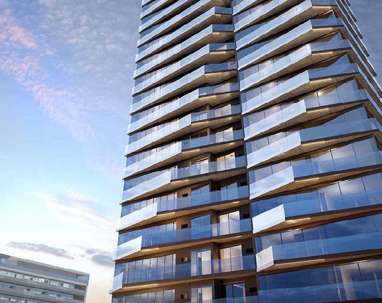 Apartamento com 1 quarto à venda, 34 m² por r$ 598.000