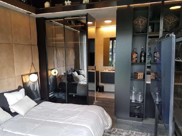 Apartamento com 1 quarto à venda, 34 m² por r$ 599.000
