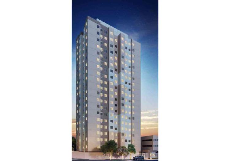 Apartamento com 2 quartos à venda, 24 m² por r$ 119.000