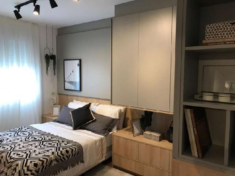 Apartamento com 2 quartos à venda, 63 m² por r$ 406.000