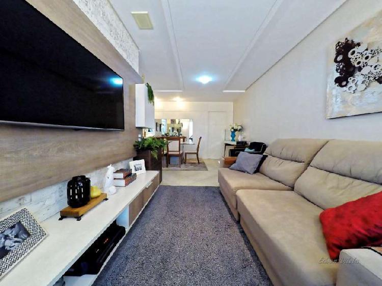 Apartamento com 3 quartos à venda, 112 m² por r$ 750.000