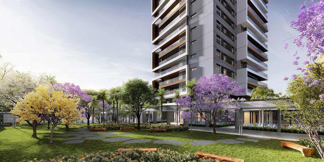 Apartamento com 3 quartos à venda, 131 m² por r$ 1.436.400