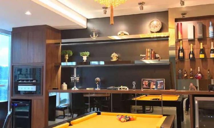 Apartamento com 3 quartos à venda, 180 m² por r$ 3.300.000